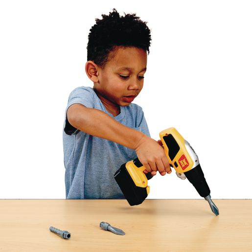 Pretend Play Power Drill