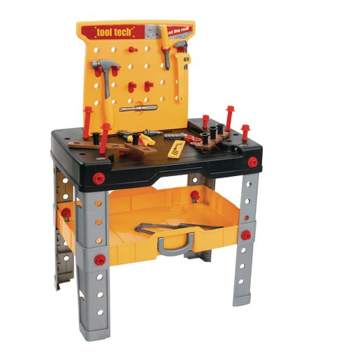 Image of Work Bench and 58-Piece Accessory Set