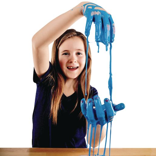 Image of Steve Spangler Science Oobleck - Color Blue