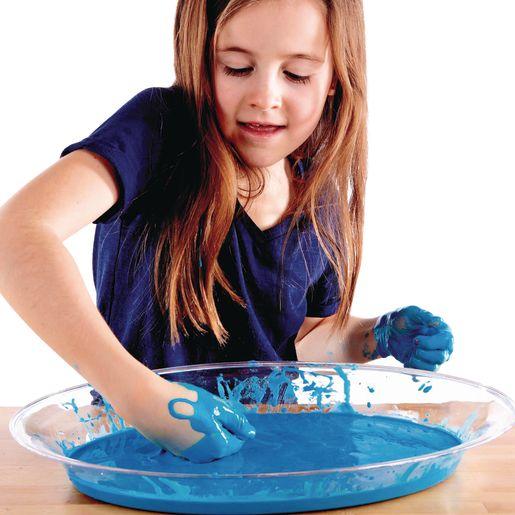 Steve Spangler Science Oobleck - Color Blue_2