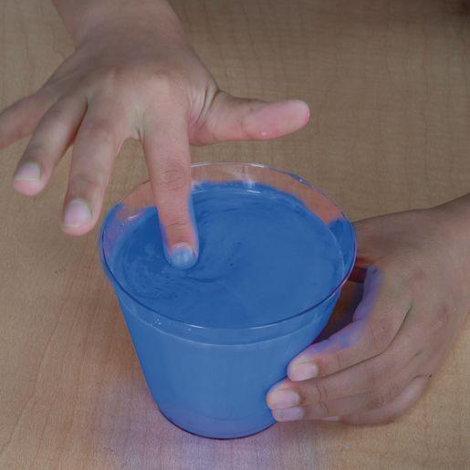 Steve Spangler Science Oobleck - Color Blue_4