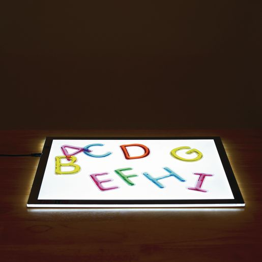Excellerations® Uppercase ABC Liquid Letters - Set of 38