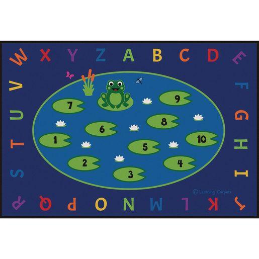 Frog Pond Premium Carpet - 8' x 12' Rectangle