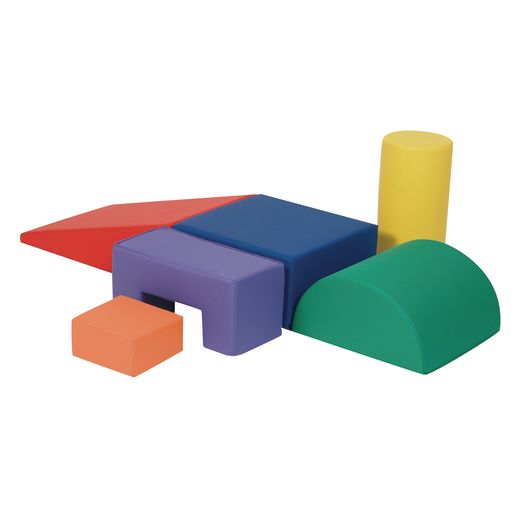 Climb and Play 6 Piece Set - Primary