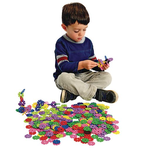 Excellerations® Small Solid Linking Discs - 1000 Pieces