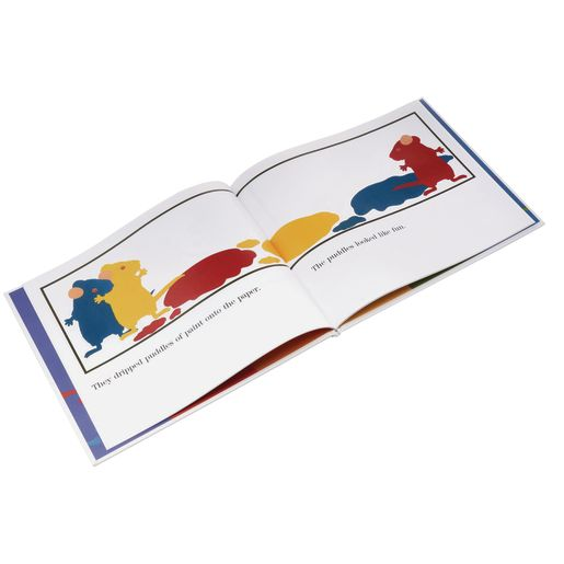 Mouse Paint Hardcover book
