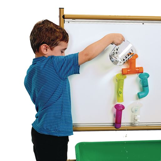 Pipes Building Water Toy Set of 5