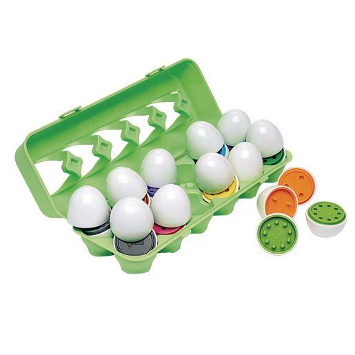 Color Match Eggs
