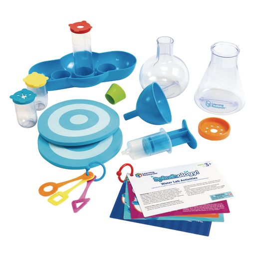 Image of Splashology! Water Lab Science Activity Kit