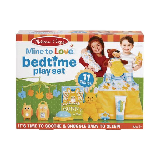 Mine to Love Bedtime Playset