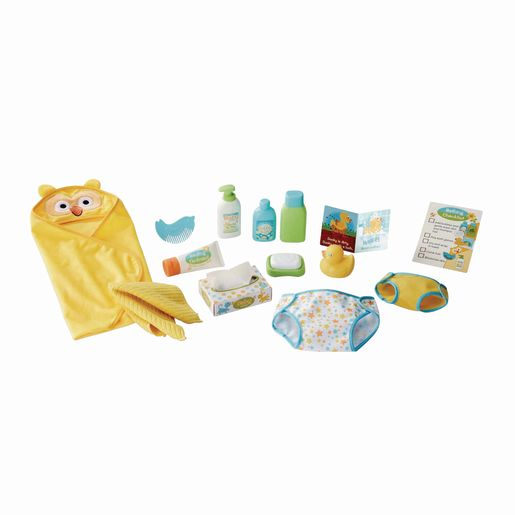 Image of Mine to Love Changing and Bath Time Playset