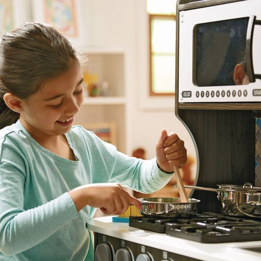 Deluxe Pots & Pans Play Set of 15-Pieces_2