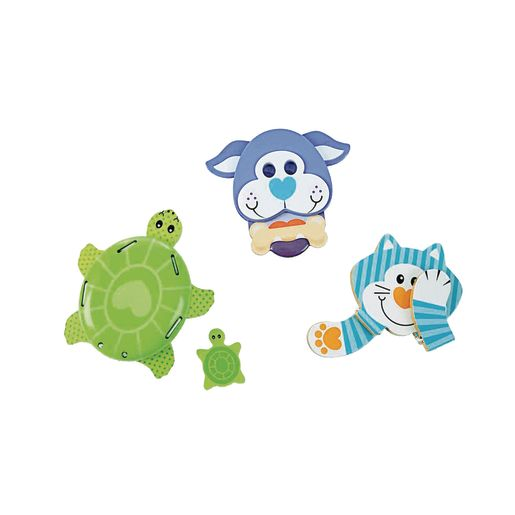 Image of Favorite Pets Grasping Toys Set of 3
