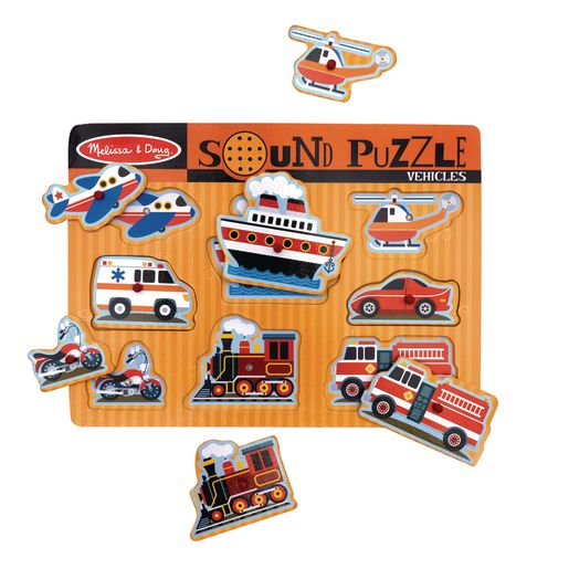 Sound Puzzles Set of All 5