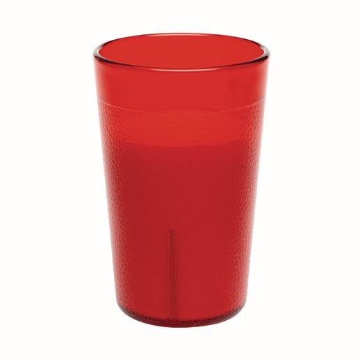 5 oz. Red Tumbler- Set of 10