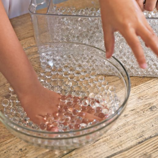 Steve Spangler Science Jelly Marbles Clear Spheres