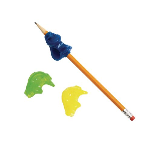 Grotto Pencil Grips Writing Aids for learning to write, set of 12
