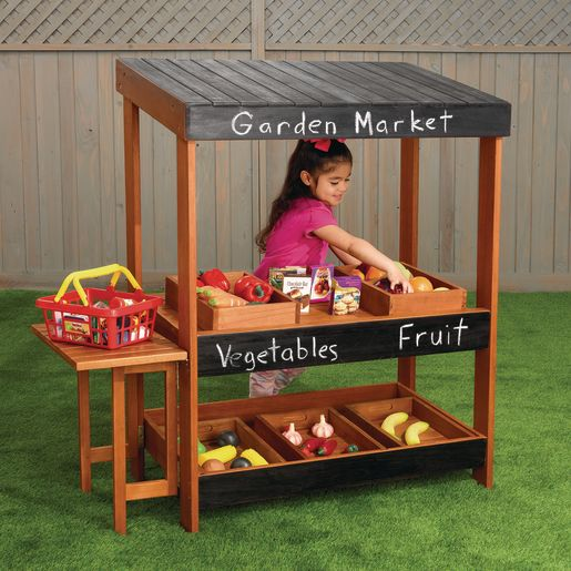 Excellerations Outdoor Market Stand