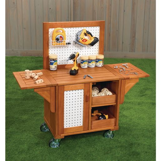 Excellerations Outdoor STEM Maker Space