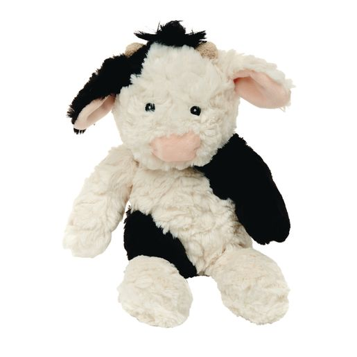 Image of Plush Stuffed Animal- Cow