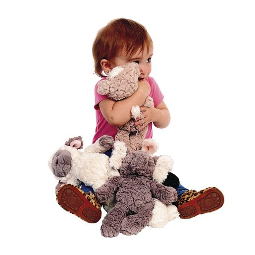Plush Stuffed Animals Set of All 4