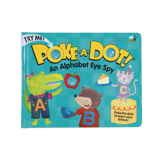 Poke-A-Dot Book Set of 3