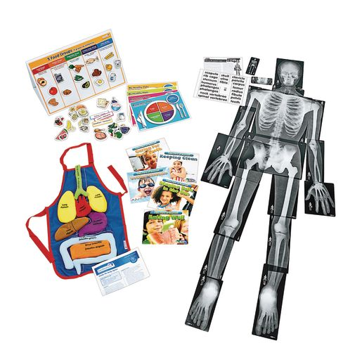Excellerations® Science Kit - Health and Human Body