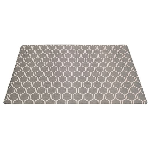 Reversible Soft Play Mat, Medium - Mont Blanc/Mono