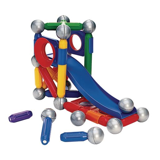 Mega Magnetic Ball Run 71 Pieces