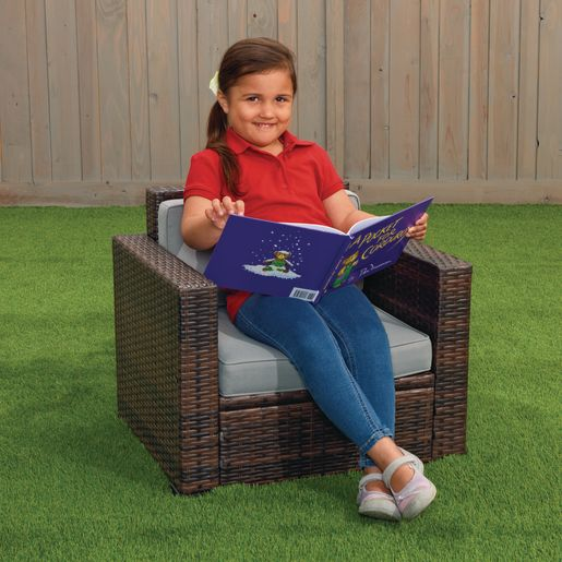 Excellerations® Outdoor Wicker Chair