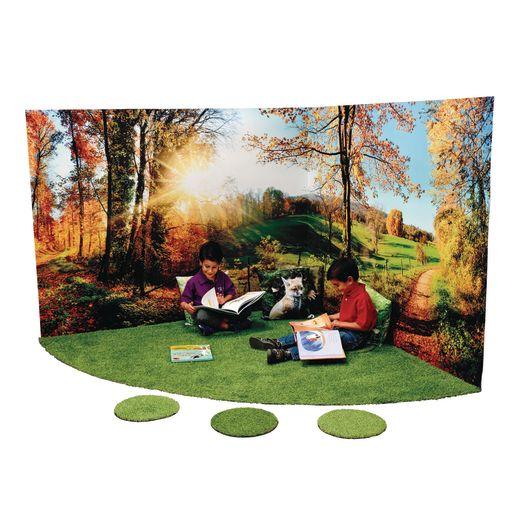 Nature Walk Roomscape