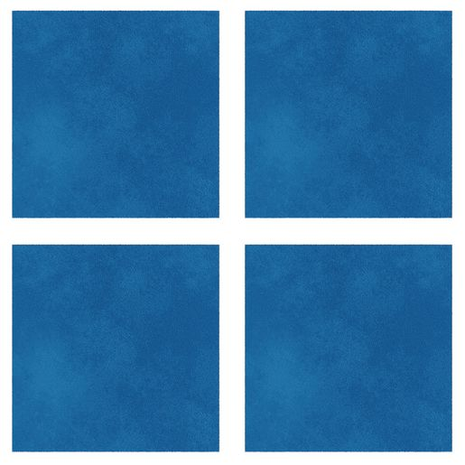 Sound Absorbing Square Wall Tiles, Small - Turquoise