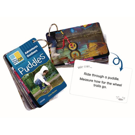 Image of Adventure Outdoor Cards Puddles