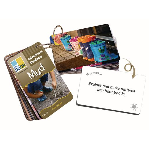 Image of Adventure Outdoor Cards Mud
