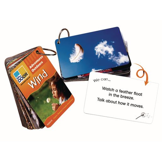 Image of Adventure Outdoor Cards - Wind