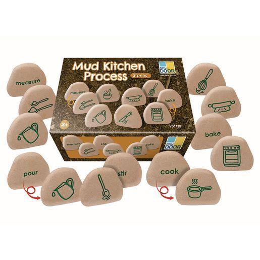 Mud Kitchen Process Stones Set of 10_1