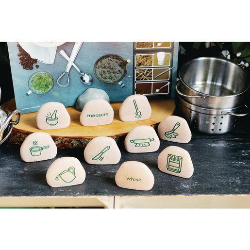 Mud Kitchen Process Stones Set of 10_2