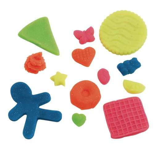 Colorations Cookie Maker Dough Play Set