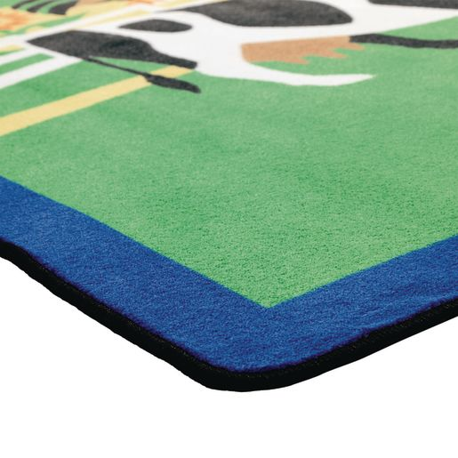 Environments® Farm Carpet - 6' x 9' Rectangle