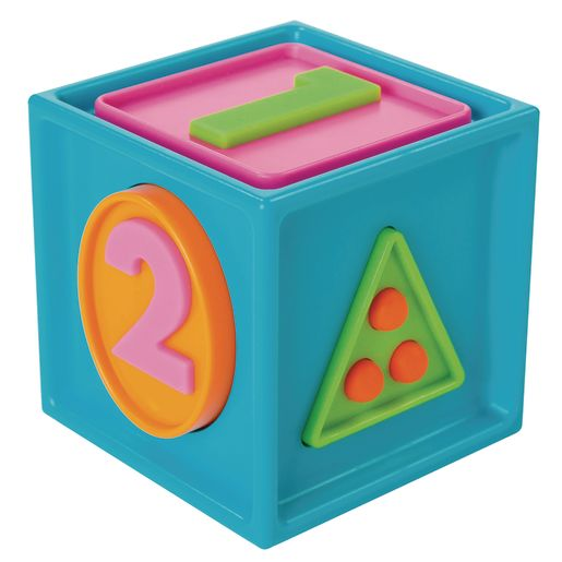 Image of Smarty Cube 1-2-3 Toddler Toy