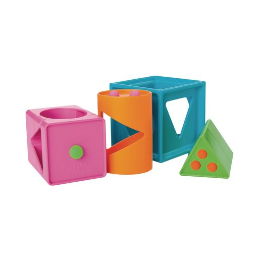 Smarty Cube 1-2-3 Toddler Toy