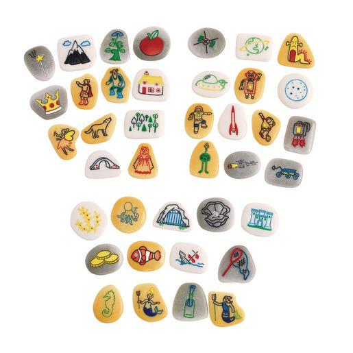 Story Stones - Set of 3