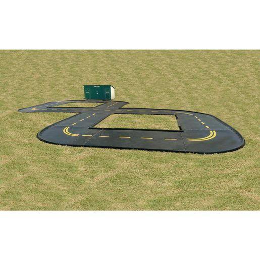 Trike Pedal Path with Stripes- Cruz-A-Round
