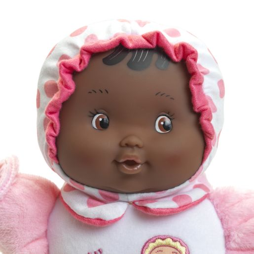 "Lil' Hugs Soft Body Baby Dolls 12"" - African-American"