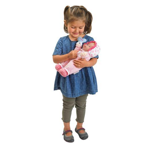 "Lil' Hugs Soft Body Baby Dolls 12""- Caucasian"