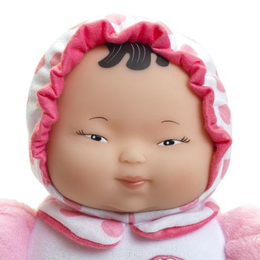 "Lil' Hugs Soft Body Baby Dolls 12"" - Asian"
