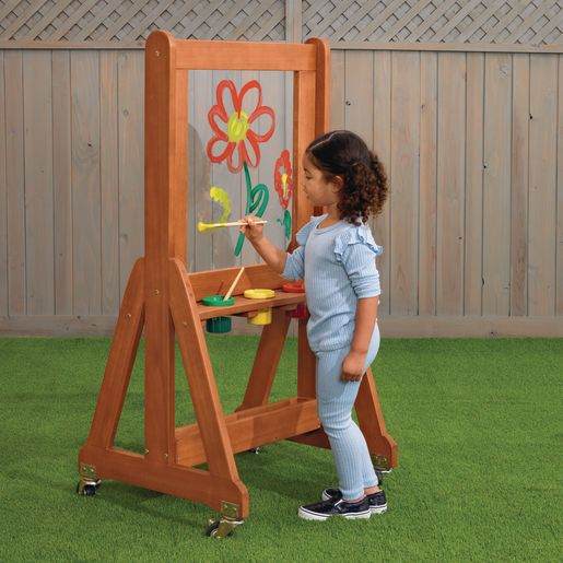 Excellerations® Outdoor Painting Wall
