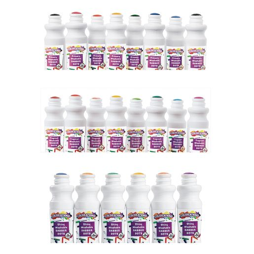 Dabber Markers Set of 22