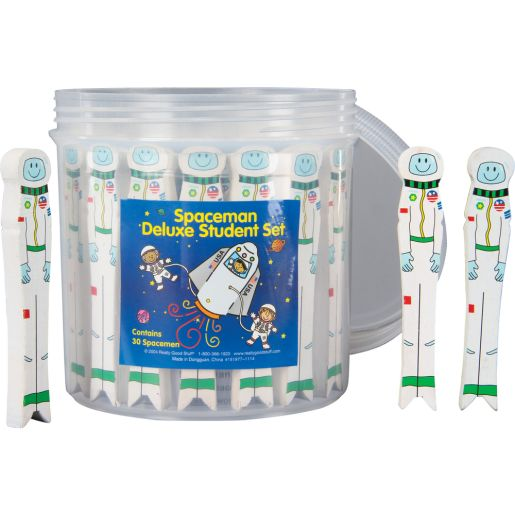 Spaceman Deluxe Student - Set of 30 in Container