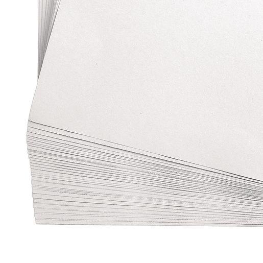 "Construction Paper, White, 12"" x 18"", 300 Sheets"